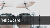 Yellowcard Washington tickets