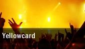 Yellowcard Winnipeg tickets