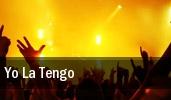 Yo La Tengo Mohawk tickets