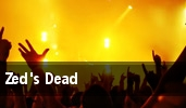 Zeds Dead Broomfield tickets