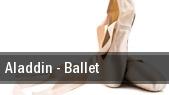 Aladdin - Ballet tickets