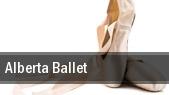 Alberta Ballet Ottawa tickets