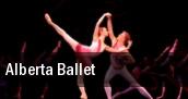 Alberta Ballet Queen Elizabeth Theatre tickets