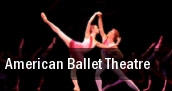 American Ballet Theatre Kennedy Center Opera House tickets