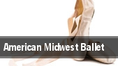 American Midwest Ballet tickets