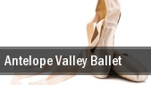 Antelope Valley Ballet Lancaster Performing Arts Center tickets
