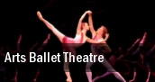 Arts Ballet Theatre tickets