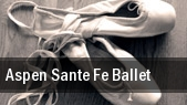 Aspen Sante Fe Ballet Scottsdale Center tickets