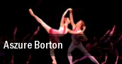 Aszure Borton tickets