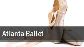 Atlanta Ballet Cobb Energy Performing Arts Centre tickets
