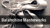 Balanchine Masterworks tickets