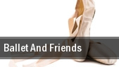 Ballet And Friends Orpheum Theatre tickets