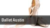 Ballet Austin Long Center For The Performing Arts tickets
