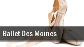 Ballet Des Moines Des Moines Civic Center tickets