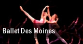 Ballet Des Moines Hoyt Sherman Auditorium tickets
