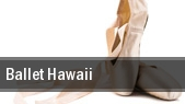 Ballet Hawaii Honolulu tickets