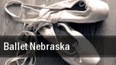 Ballet Nebraska Orpheum Theatre tickets