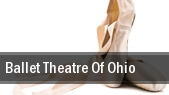 Ballet Theatre Of Ohio Akron Civic Theatre tickets