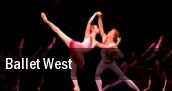 Ballet West Salt Lake City tickets