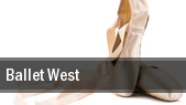 Ballet West Washington tickets