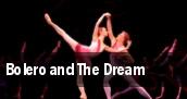 Bolero and The Dream tickets
