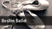 Boston Ballet Washington tickets