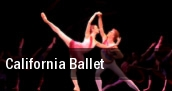 California Ballet San Diego Civic Theatre tickets