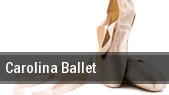 Carolina Ballet Duke Energy Center for the Performing Arts tickets