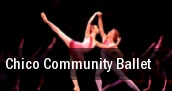 Chico Community Ballet Laxson Auditorium tickets