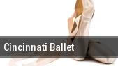 Cincinnati Ballet tickets