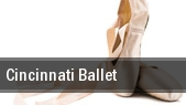 Cincinnati Ballet Cincinnati Music Hall tickets