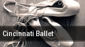 Cincinnati Ballet Cincinnati tickets