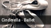 Cinderella - Ballet tickets