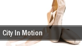 City In Motion Folly Theater tickets