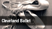 Cleveland Ballet tickets