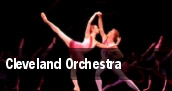 Cleveland Orchestra tickets