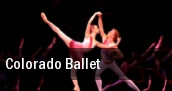 Colorado Ballet Denver tickets
