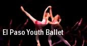 El Paso Youth Ballet UTEP Magoffin Auditorium tickets