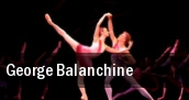George Balanchine tickets