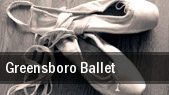 Greensboro Ballet tickets