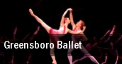 Greensboro Ballet Greensboro Coliseum tickets
