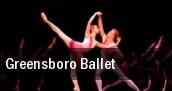 Greensboro Ballet Greensboro Coliseum tickets