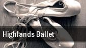 Highlands Ballet tickets