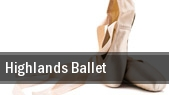 Highlands Ballet Paramount Center For The Performing Arts tickets