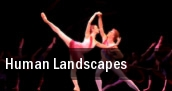 Human Landscapes tickets