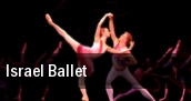 Israel Ballet The Hanover Theatre for the Performing Arts tickets