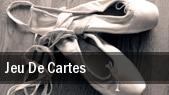Jeu De Cartes tickets