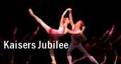 Kaisers Jubilee tickets