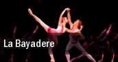 La Bayadere tickets