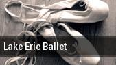 Lake Erie Ballet Warner Theatre tickets